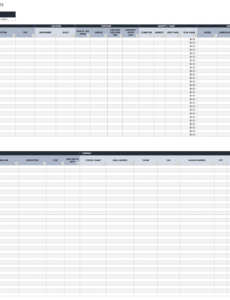 best basic inventory sheet template excel