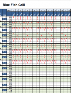 costum food service inventory template excel example