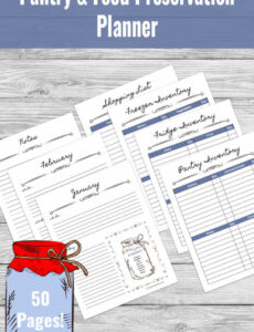 printable canning inventory template pdf