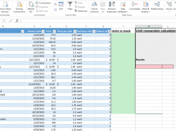 Editable Data Center Inventory Template Excel