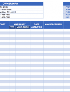 Inventory Template For Numbers Pdf Example