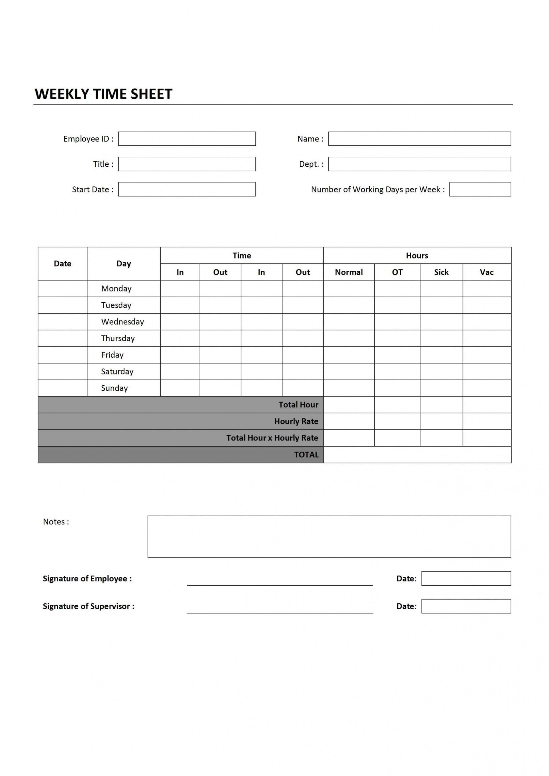 Printable Garage Sale Inventory Template Doc