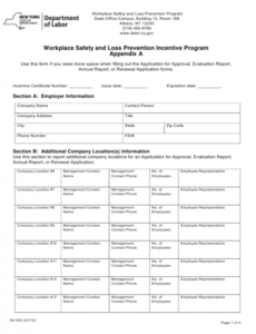 Editable Safety Incentive Program Template Pdf Example