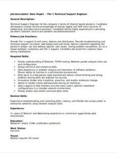 Professional Online Technical Project Manager Resume Sample Doc