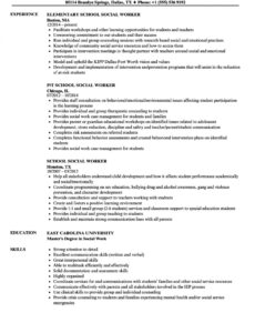 Editable College Resident Assistant Resume Sample