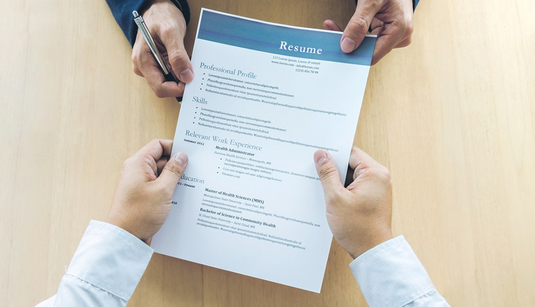 Free Customizable Resume For Older Workers Sample Word