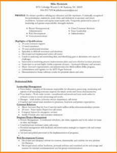 Professional Customizable Resume For Mba Admission Sample Excel